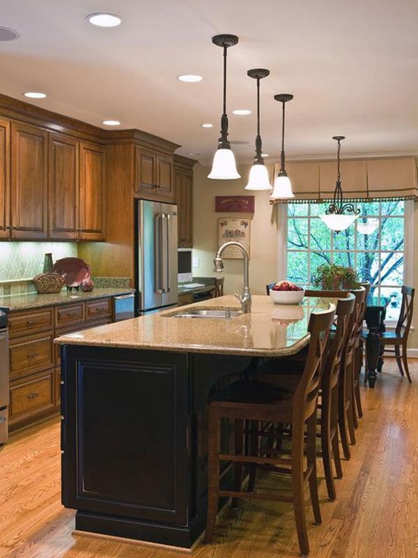 кухни из массива дерева, фото 5