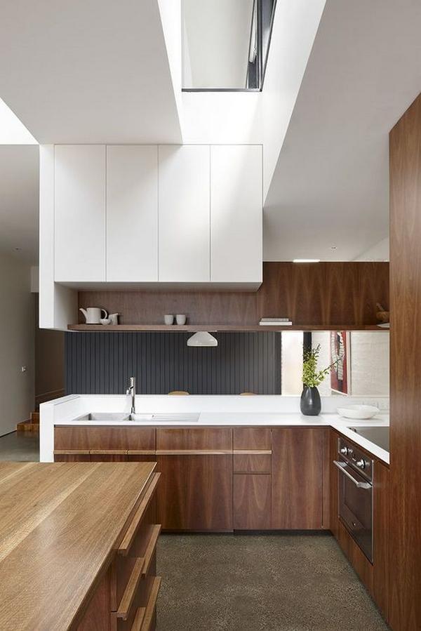 кухни из массива дерева, фото 6