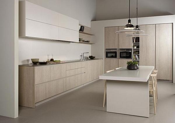 кухни из массива дерева, фото 7
