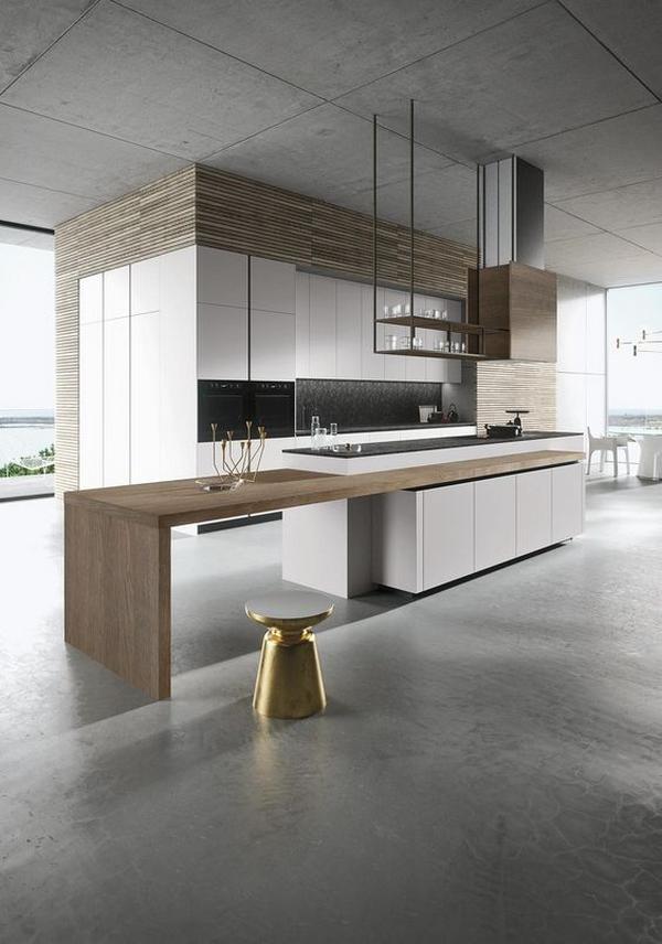 кухни из массива дерева, фото 9