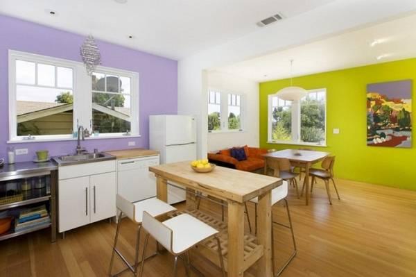 кухня-гостиная, фото 5