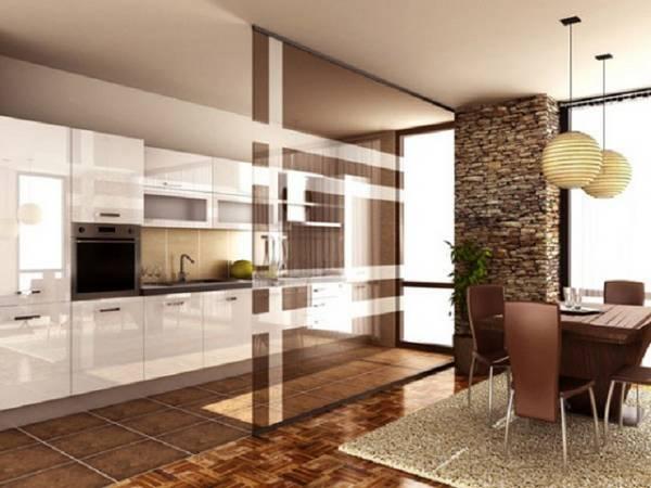 кухня-гостиная, фото 8