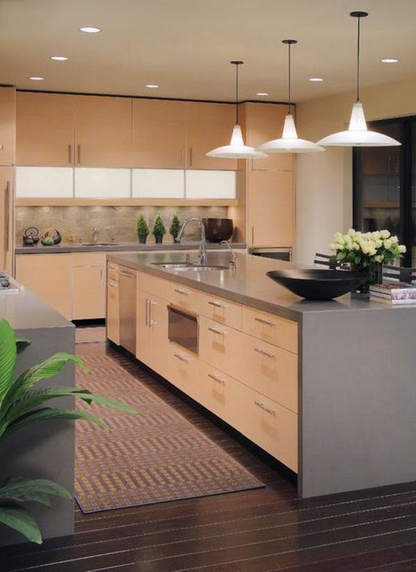 Мебель для кухни из дерева фото 2