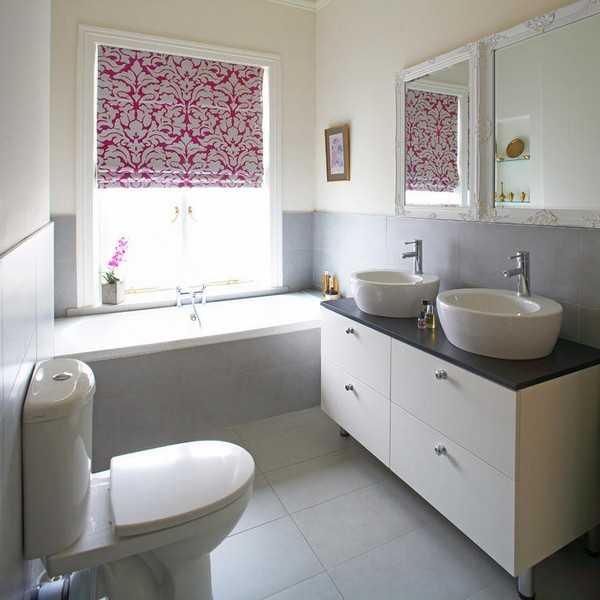 оконная штора для ванной, фото 2