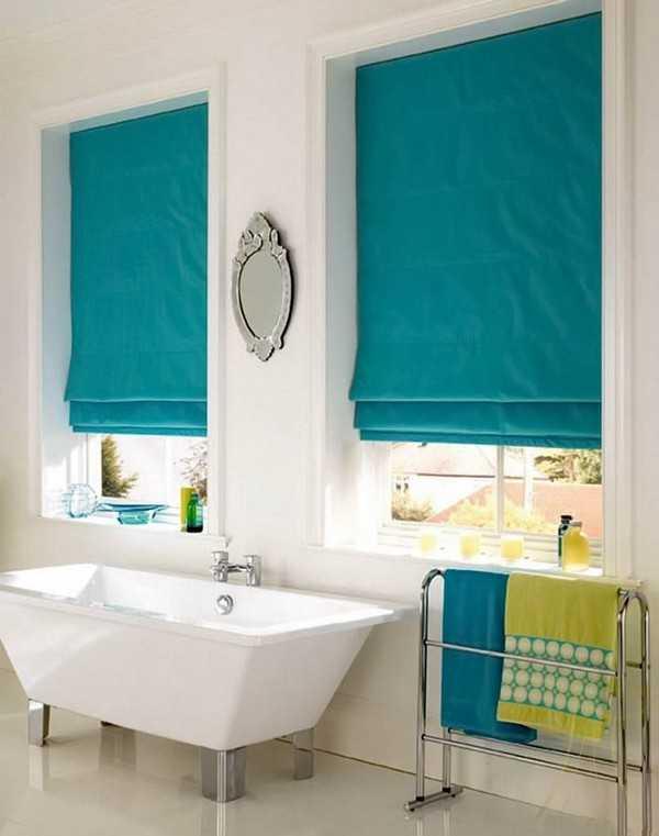 оконная штора для ванной, фото 3