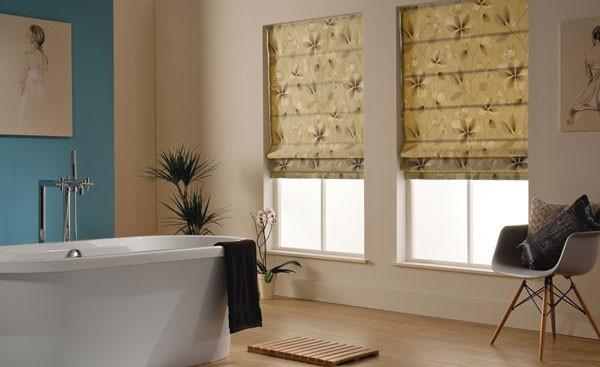 оконная штора для ванной, фото 6