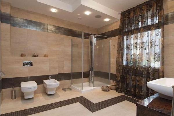 оконная штора для ванной, фото 7