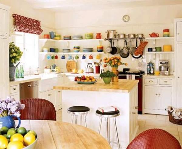 Цветовая гамма кухни фото 2