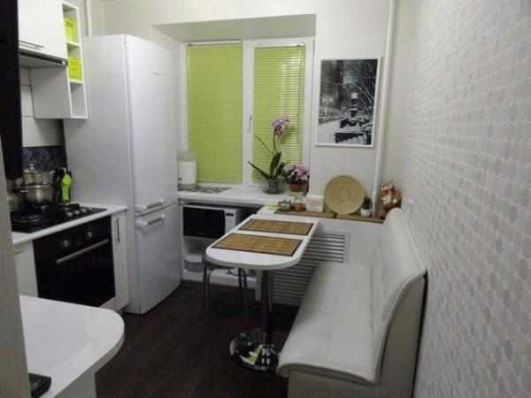 Ремонт маленькой кухни своими руками фото 8