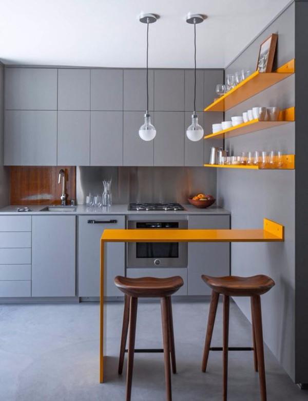 Ремонт маленькой кухни своими руками фото 3