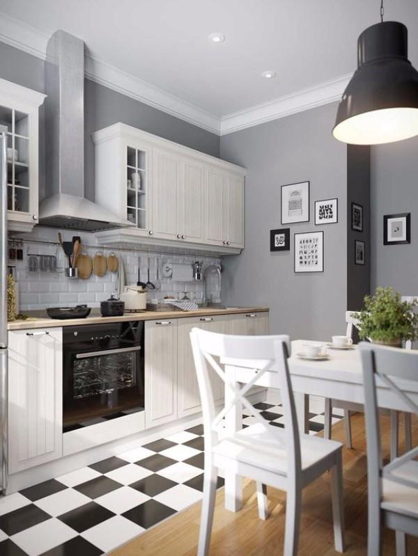 Ремонт маленькой кухни своими руками фото 5
