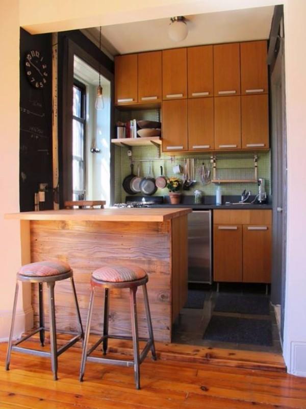 Ремонт маленькой кухни своими руками фото 6