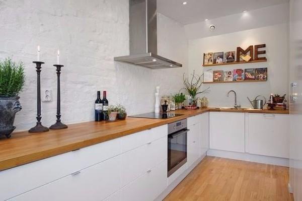 Ремонт стен кухни своими руками фото 11