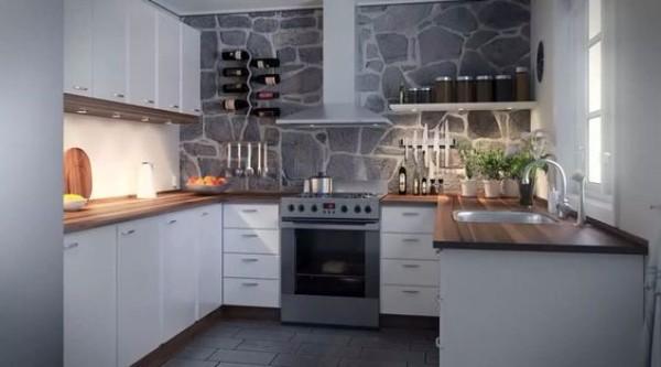 Ремонт стен кухни своими руками фото 4