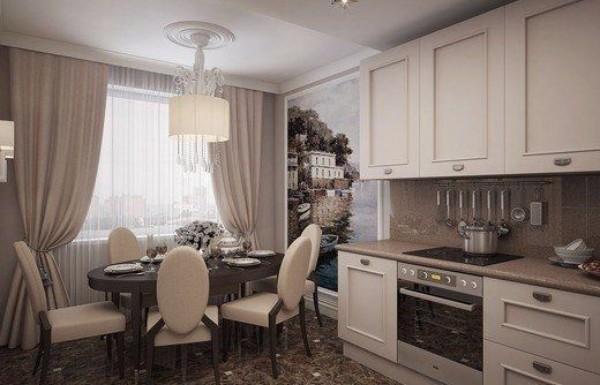 Ремонт стен кухни своими руками фото 5