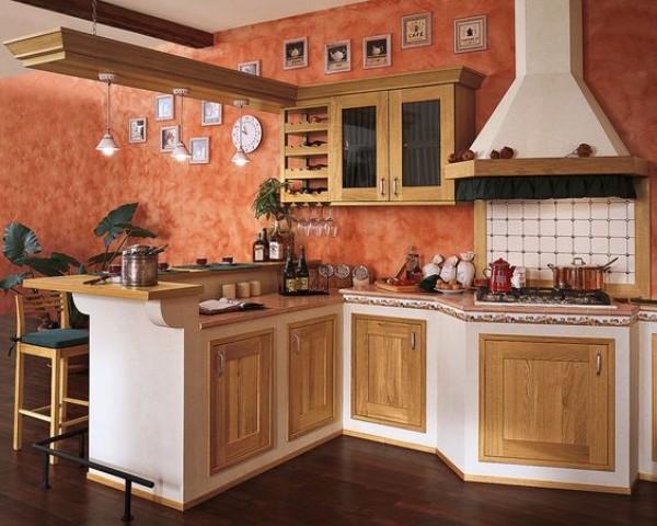 Ремонт стен кухни своими руками фото 7