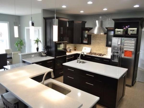 Ремонт кухни своими руками дизайн фото 2