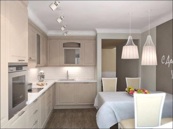 Ремонт кухни своими руками дизайн фото 9