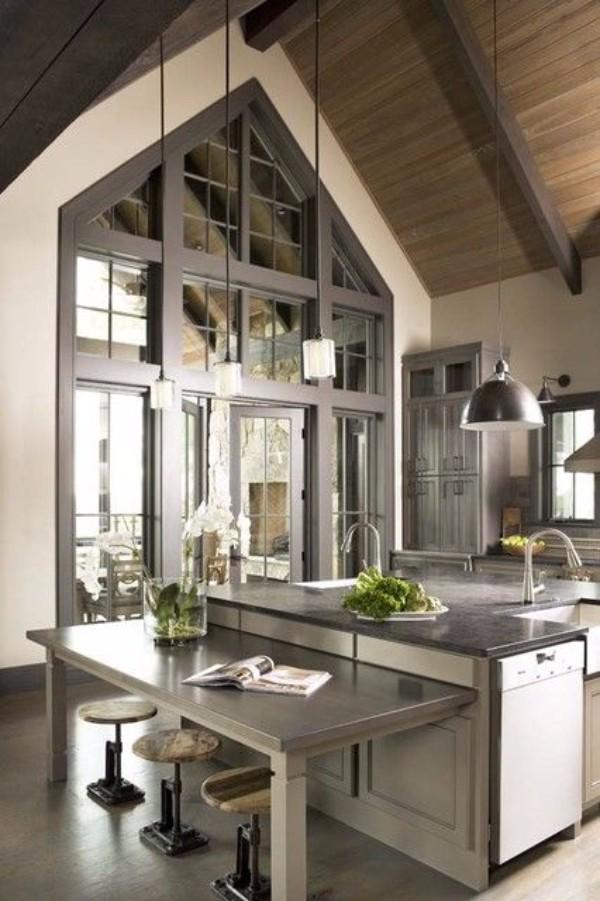 Ремонт кухни в частном доме своими руками фото 10