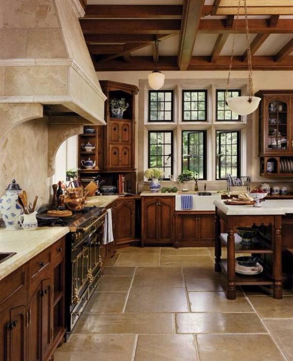 Ремонт кухни в частном доме своими руками фото 7