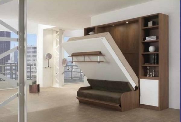Шкаф кровать трансформер, фото 1