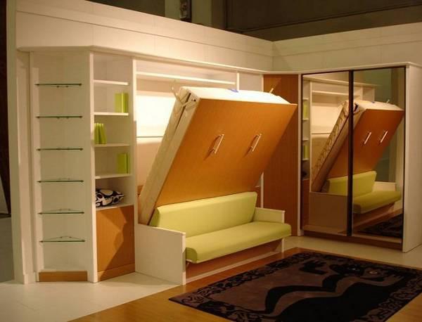 Шкаф кровать трансформер, фото 3