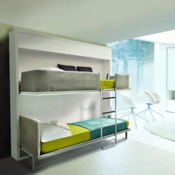 Шкаф кровать в детской, фото 8