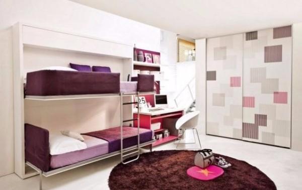 Шкаф кровать в детской, фото 9