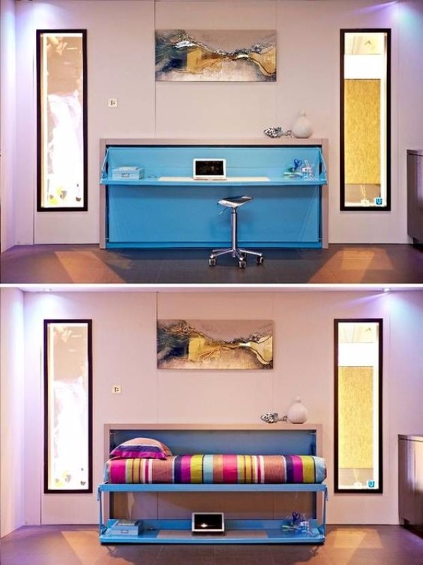 Шкаф кровать трансформер, фото 6