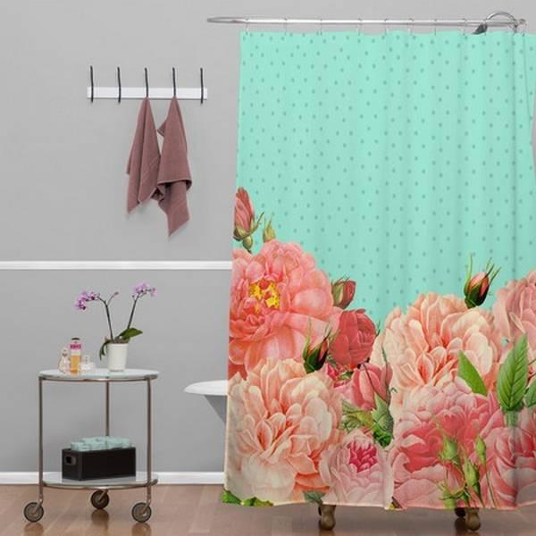 штора для ванной полиэстер, фото 2