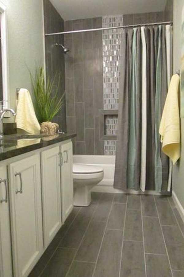 штора для ванной тканевая, фото 4
