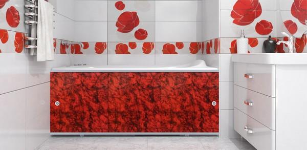 штора под ванную, фото 1