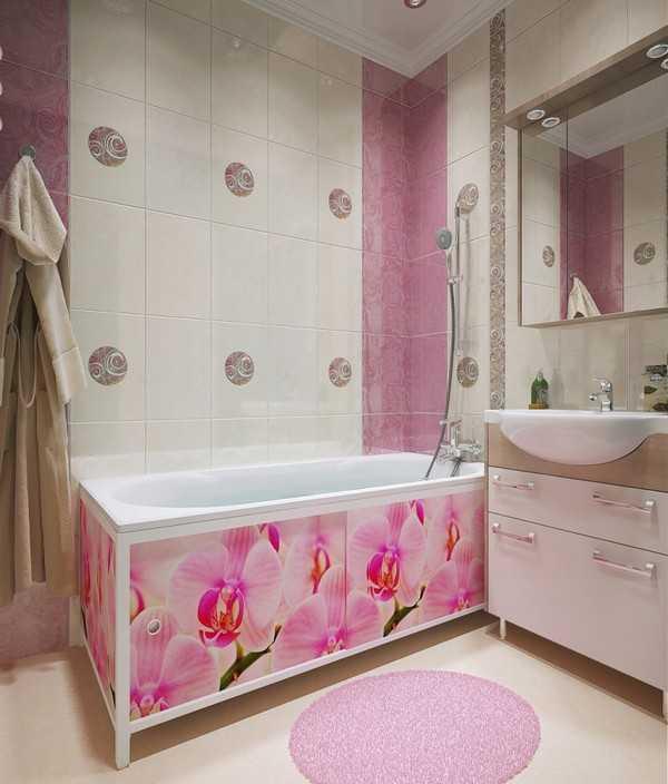 штора под ванную, фото 3