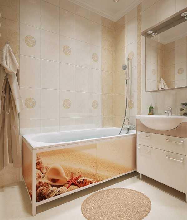 штора под ванную, фото 5