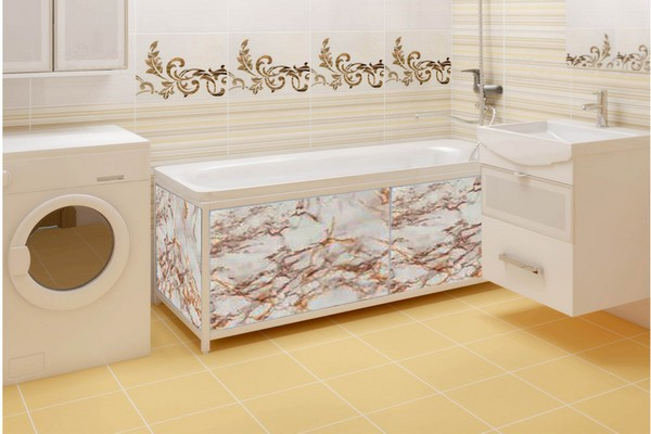 штора под ванную, фото 7