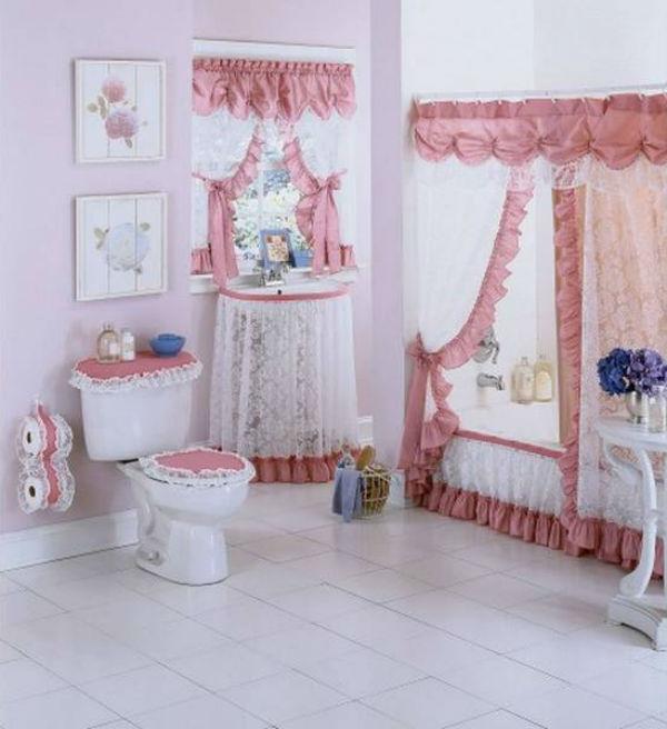штора для ванной комнаты, фото 3
