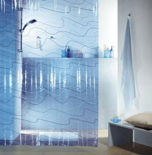 штора для ванной комнаты, фото 5