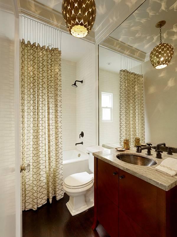 штора для ванной комнаты, фото 7