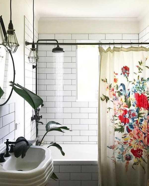 штора для ванной комнаты, фото 8