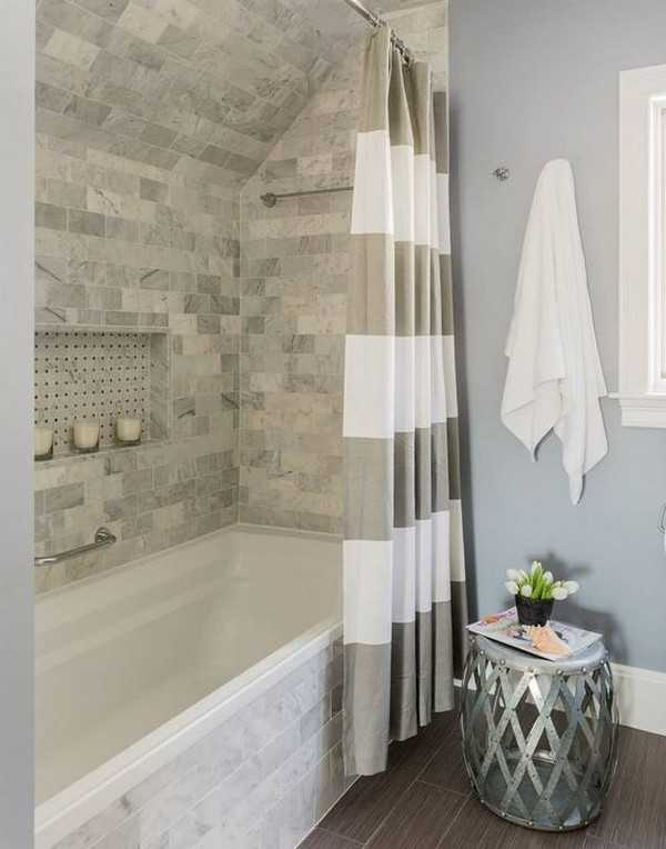 штора для ванной комнаты, фото 10