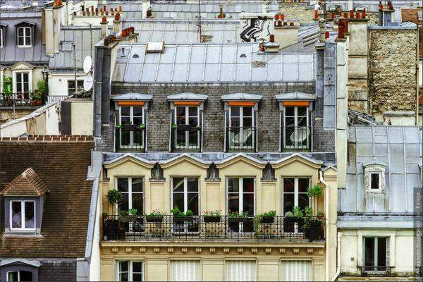 Французские окна, фото 32