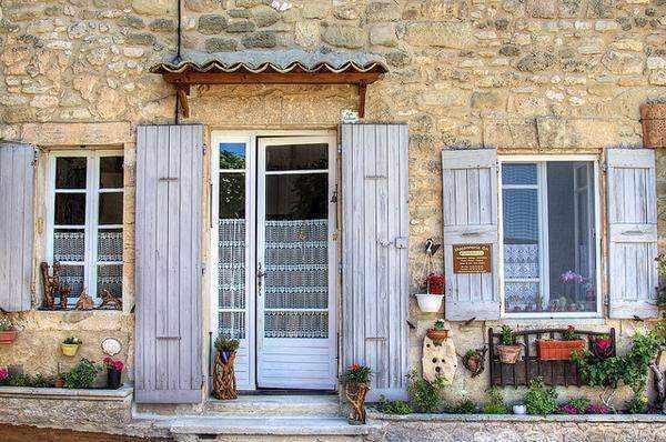 Французские окна, фото 36