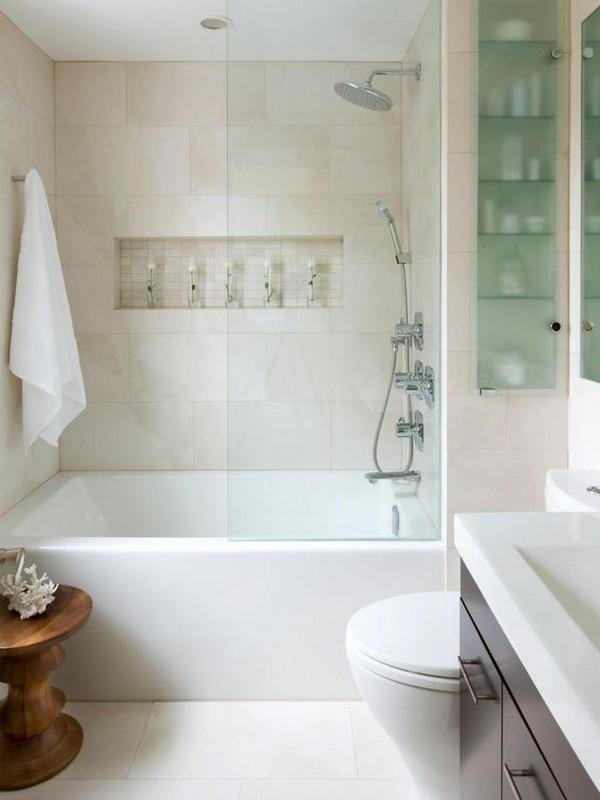 стеклянная штора для ванной, фото 6