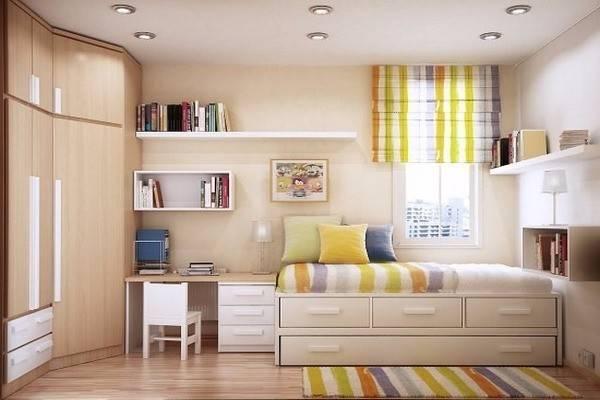 дизайн квартир двухкомнатная 60 м, фото 20