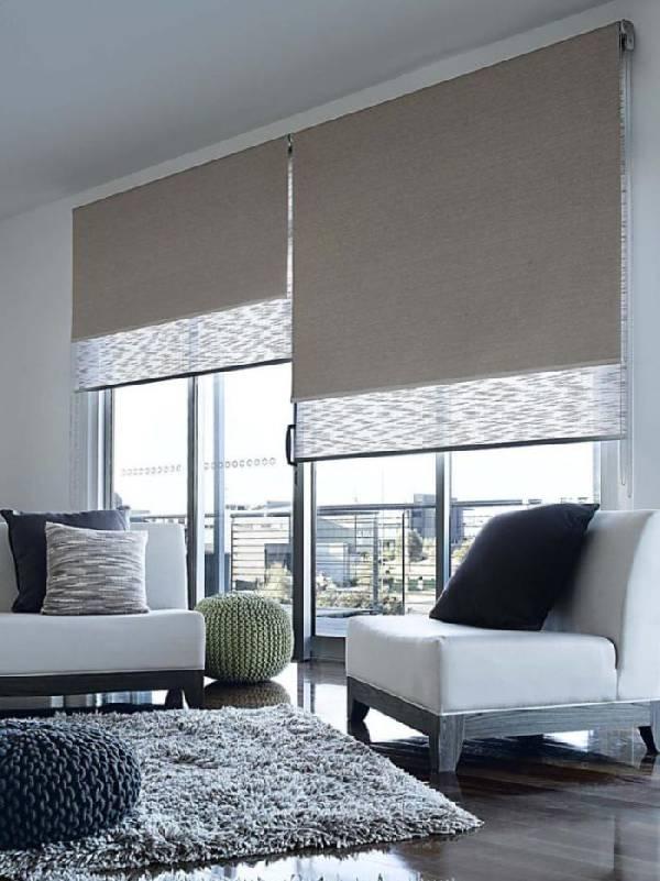 рулонные шторы на пластиковые окна без сверления, фото 10