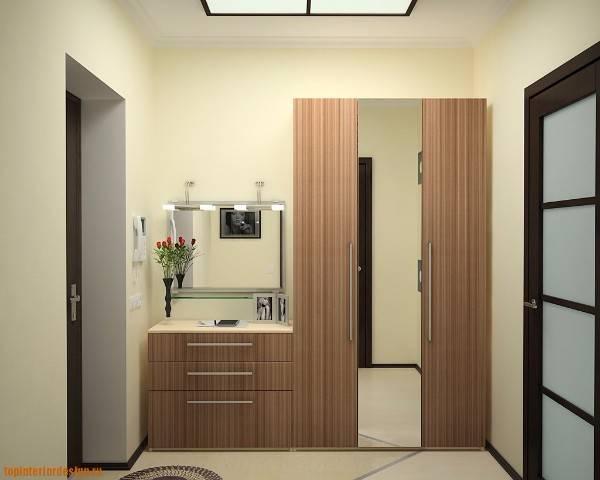 дизайн двухкомнатной квартиры 60 кв м, фото 25