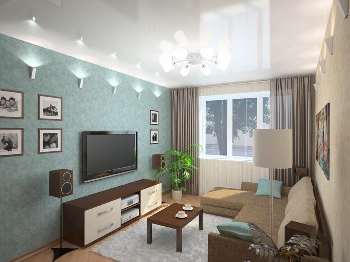 интерьер однокомнатной квартиры 18 кв м фото, фото 15