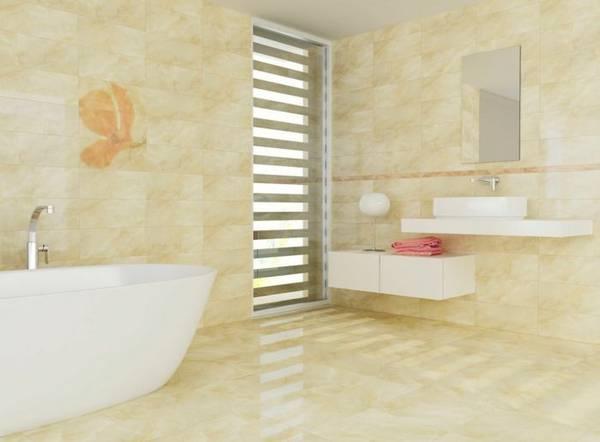 ванная комната в частном доме, фото 19