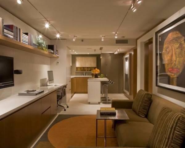 дизайн двухкомнатной квартиры 60 кв м, фото 13