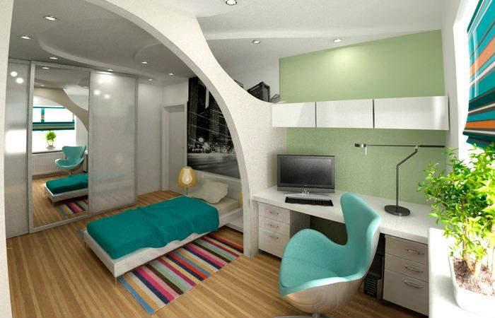интерьеры однокомнатной квартиры 30 кв м фото, фото 21